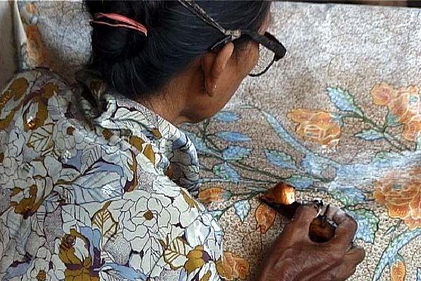 Batik, Tecnica Di Pittura Dei Tessuti