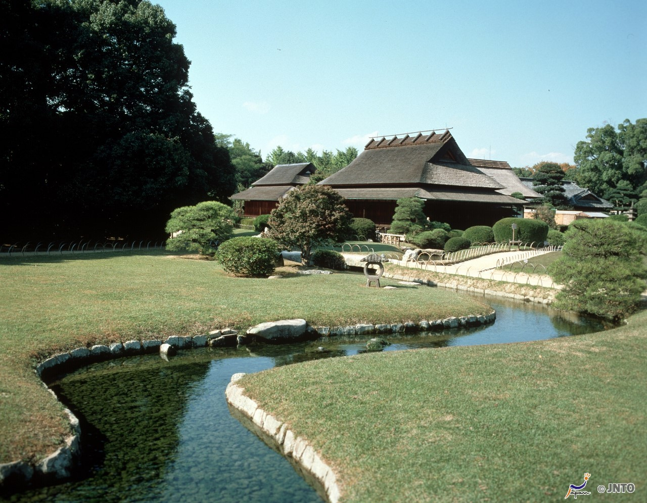 I giardini giapponesi love peace travel - I giardini del te ...